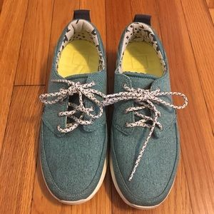 Reef Rover Low Cut Sneakers, Size 8